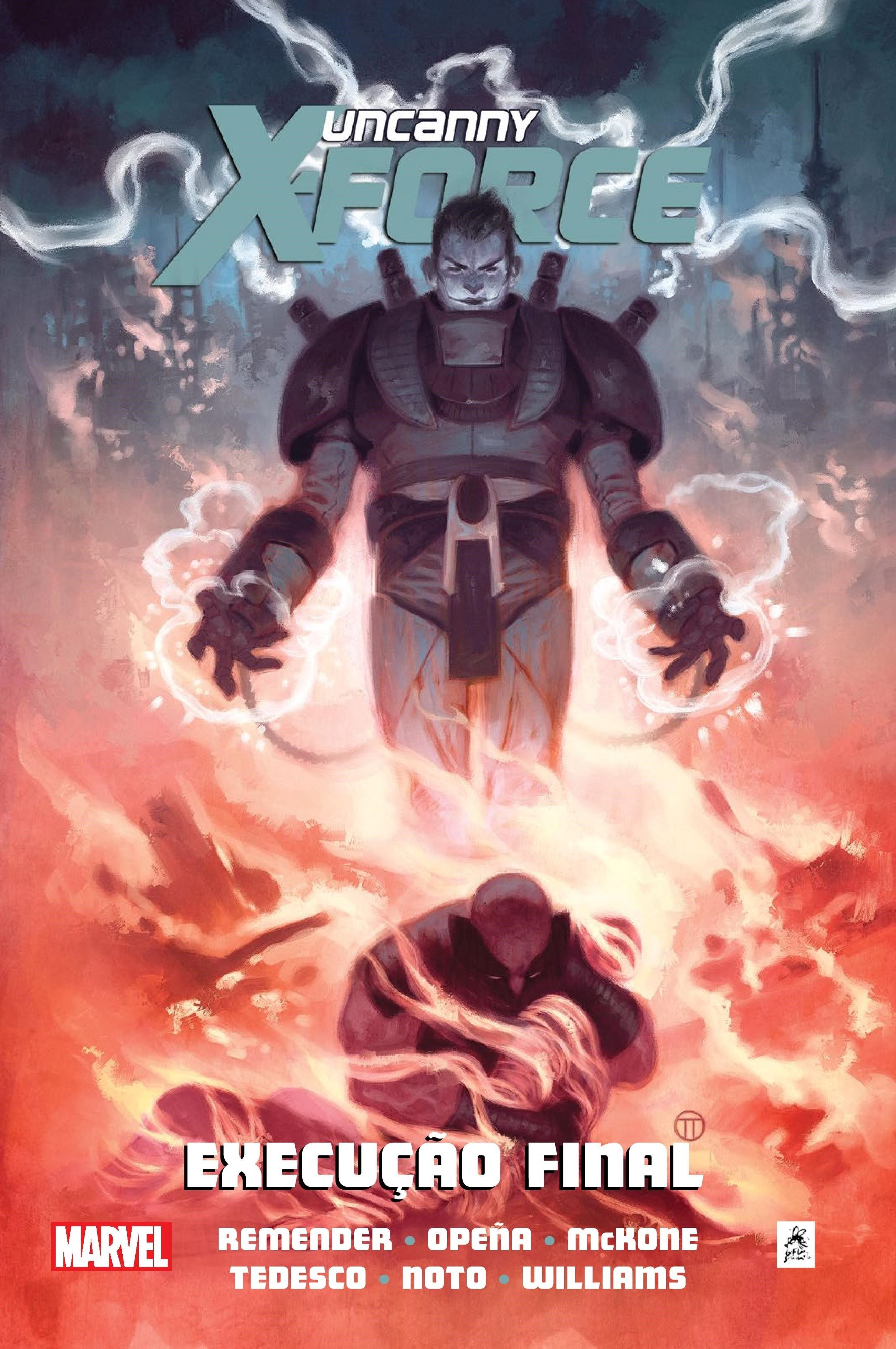 UNCANNY X-FORCE Vol. 4: EXECUÇÃO FINAL