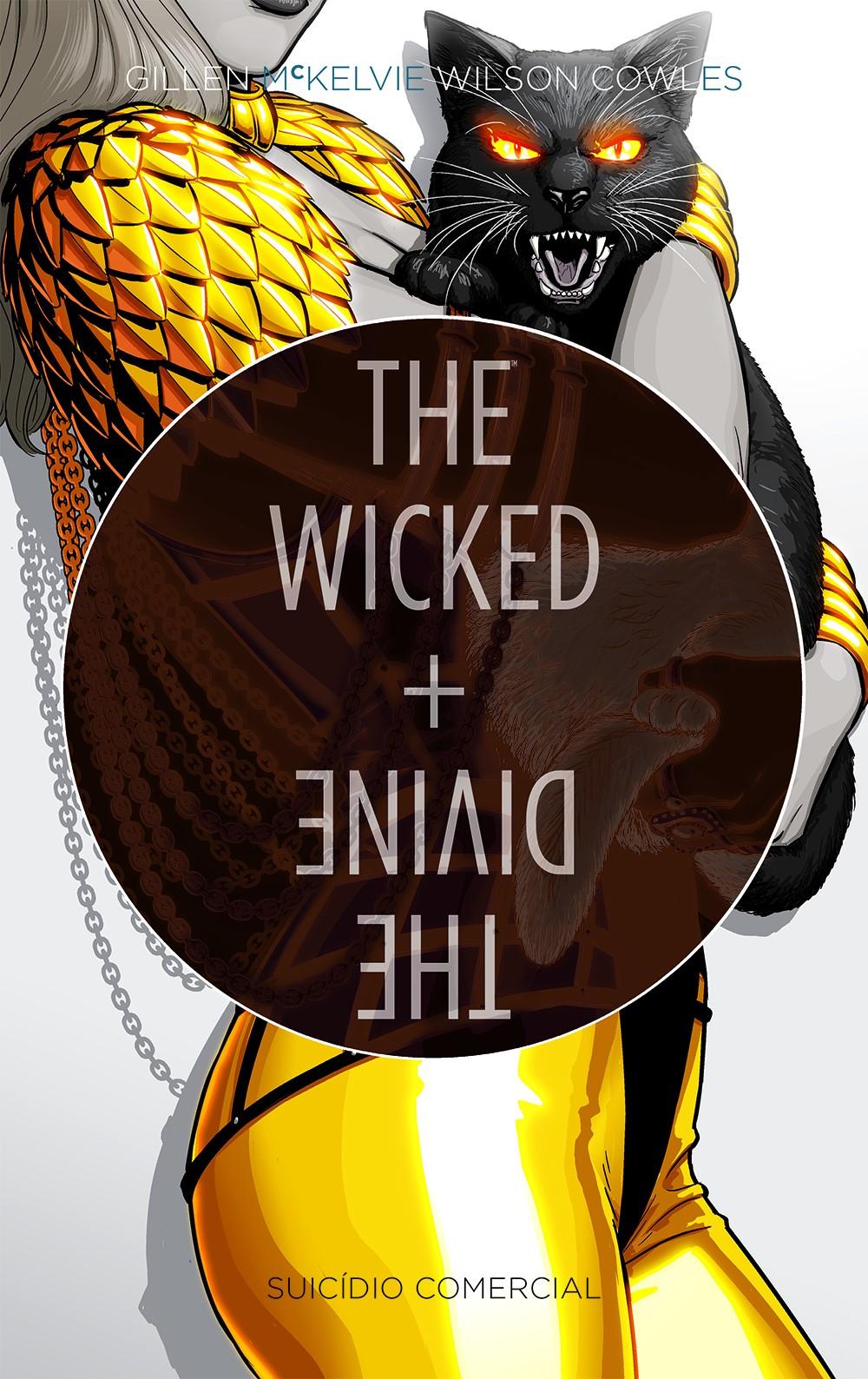 THE WICKED + THE DIVINE vol. 3: Suicídio Comercial