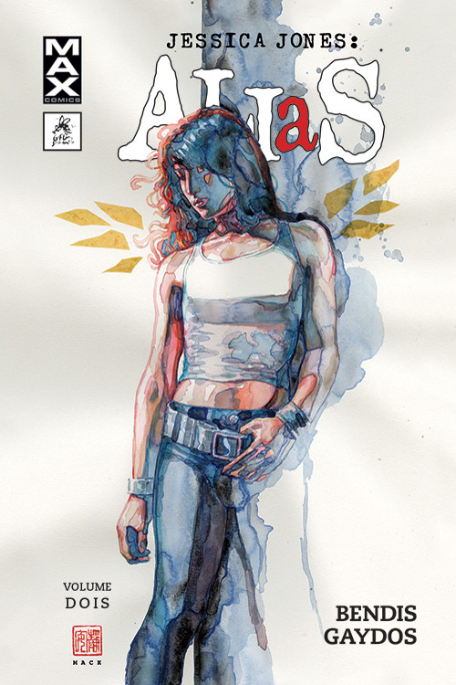Jessica Jones ALIAS vol. 2