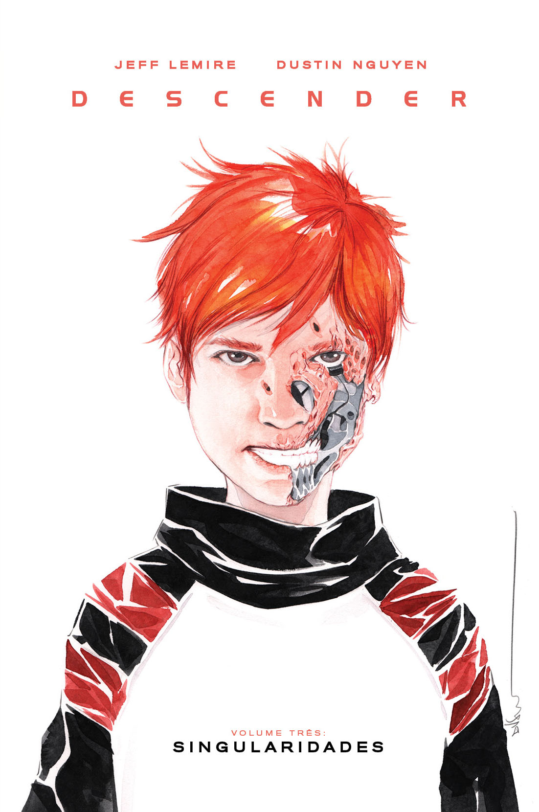 DESCENDER  vol. 3: SINGULARIDADES