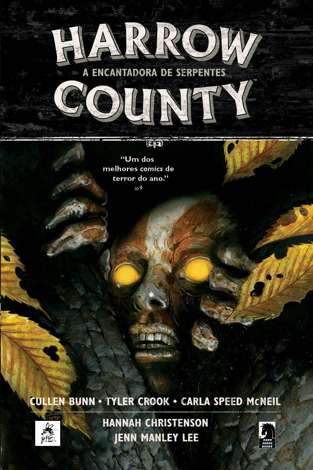 HARROW COUNTY volume 3: A Encantadora de Serpentes