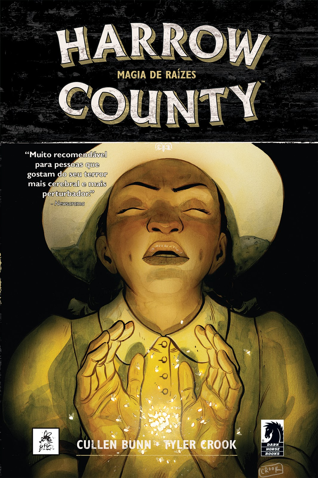HARROW COUNTY volume 6: Magia de Raízes