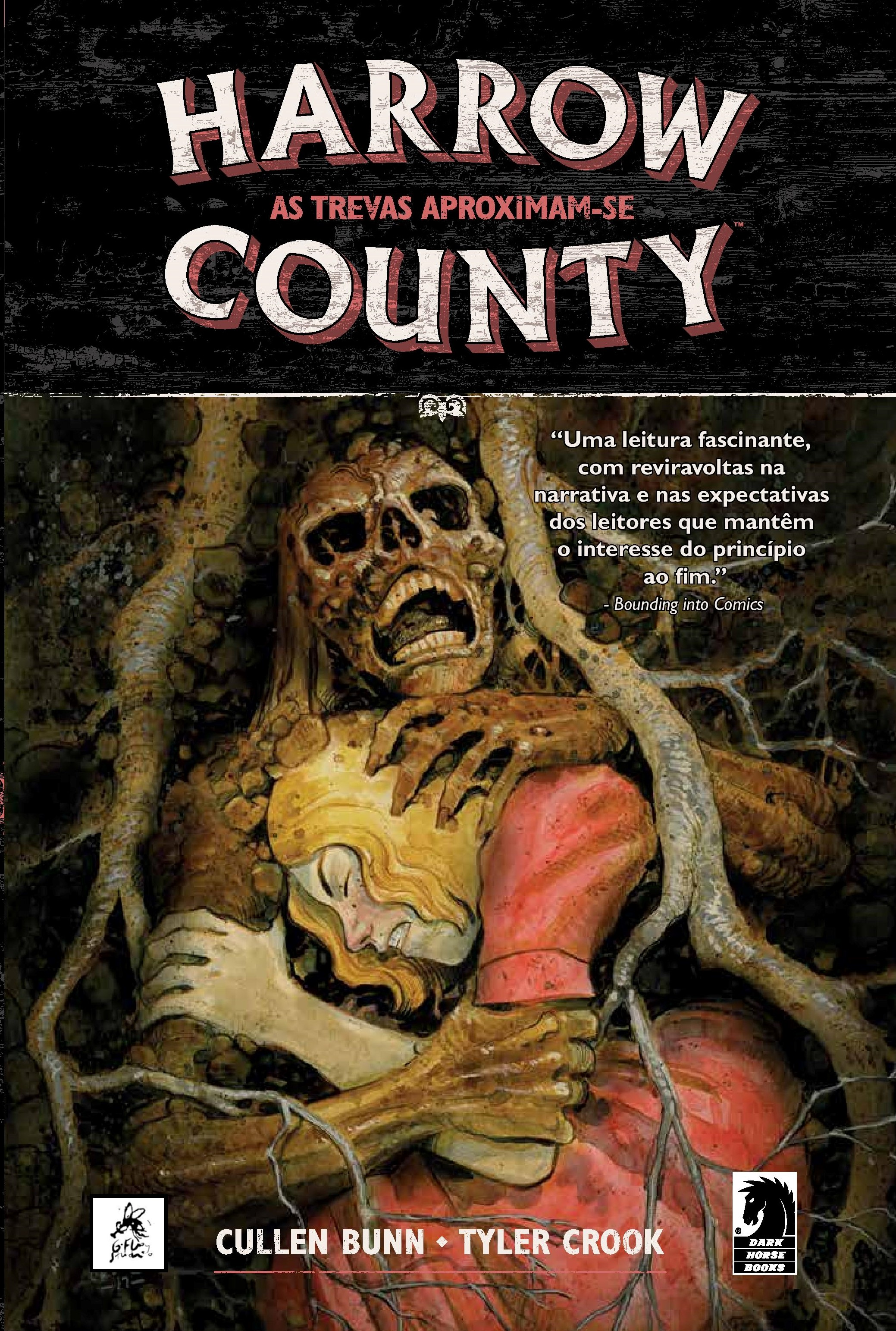 HARROW COUNTY volume 7: As Trevas Aproximam-se