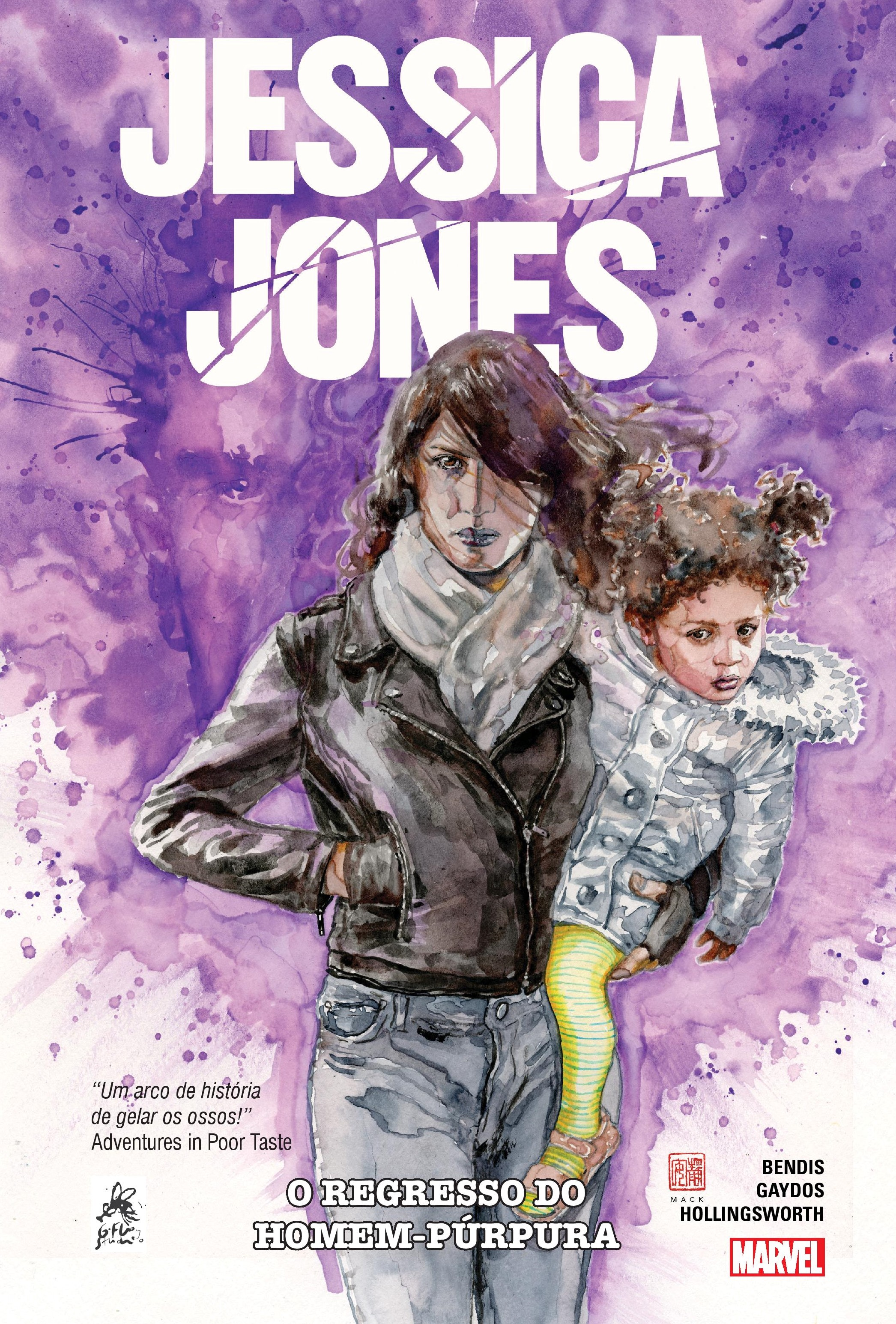 JESSICA JONES vol. 3: O Regresso do Homem-Púrpura