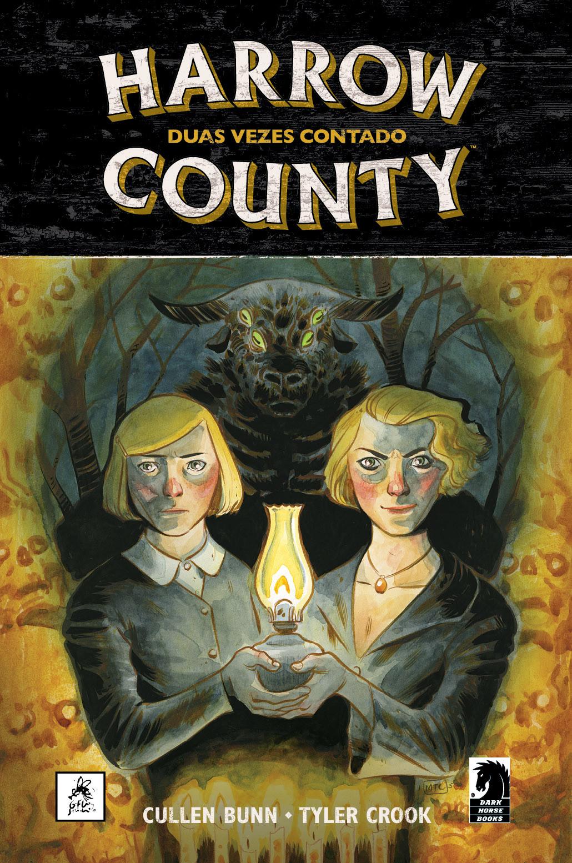 HARROW COUNTY volume 2: Duas Vezes Contado