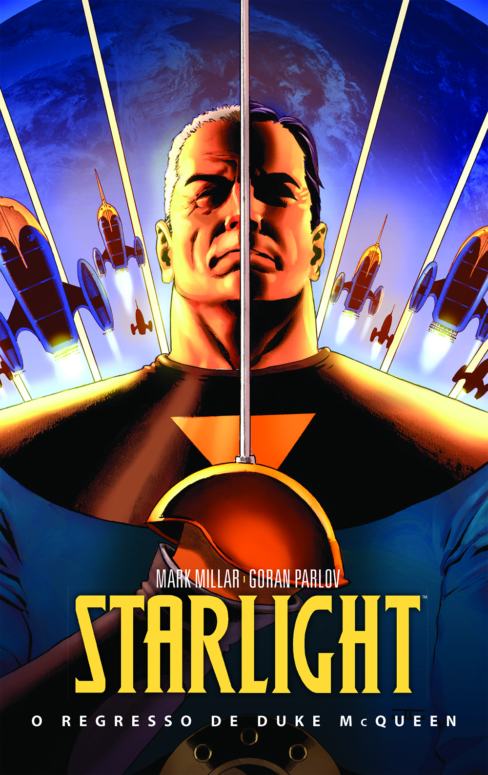 STARLIGHT: O Regresso de Duke McQueen
