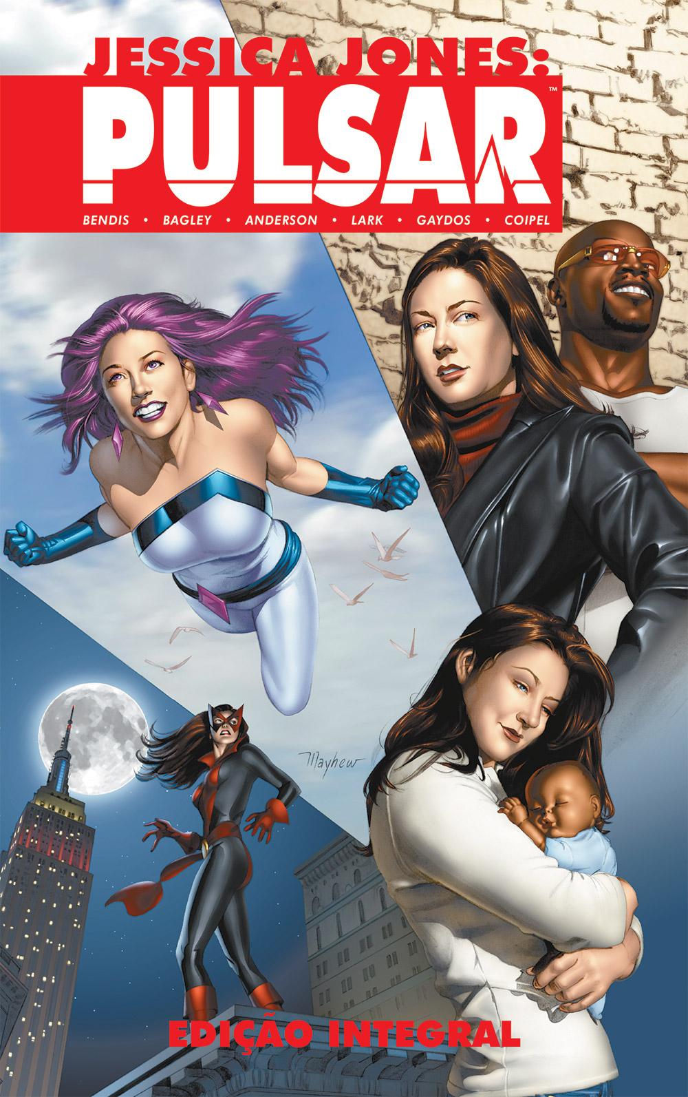 JESSICA JONES: PULSAR - Edição INTEGRAL