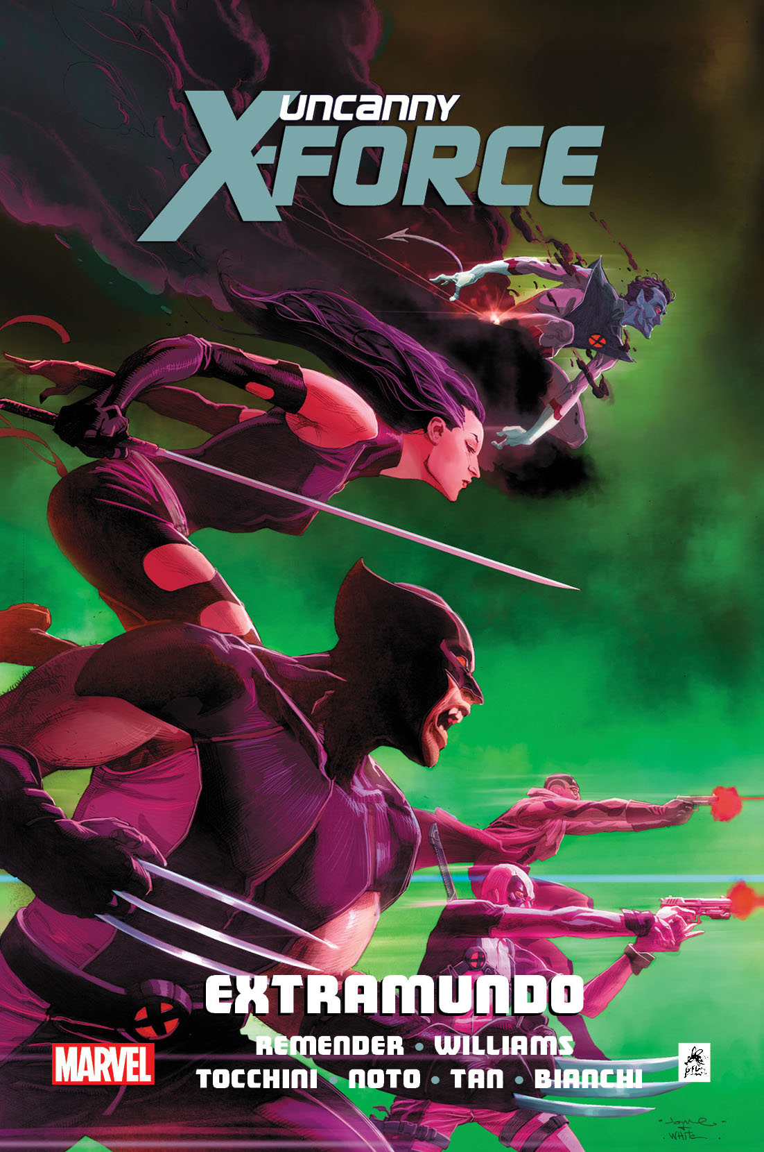 UNCANNY X-FORCE Vol. 3: EXTRAMUNDO