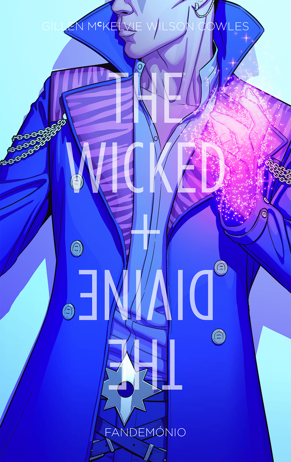 THE WICKED + THE DIVINE vol. 2: Fandemónio