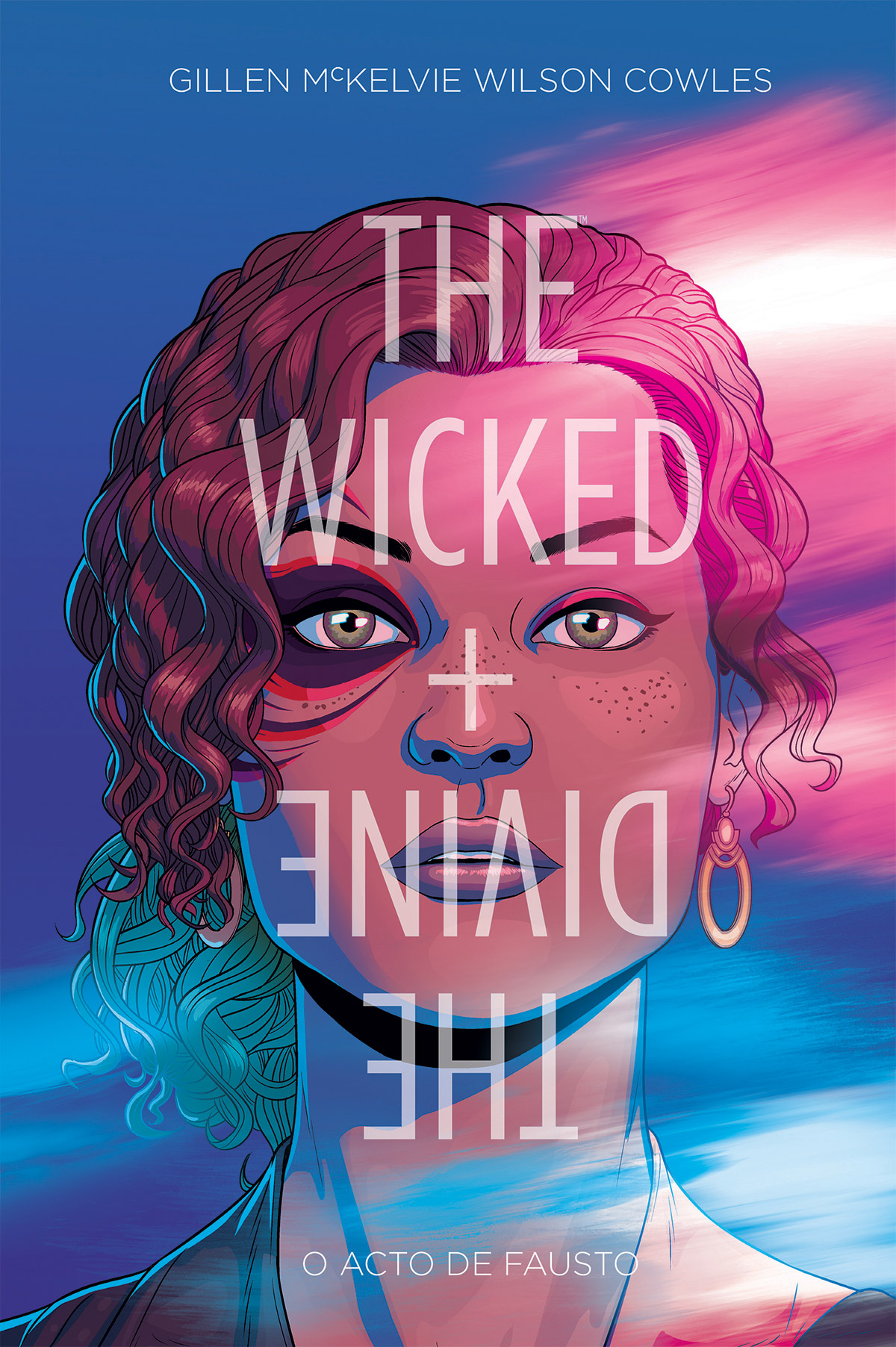 THE WICKED + THE DIVINE vol. 1: O Acto de Fausto