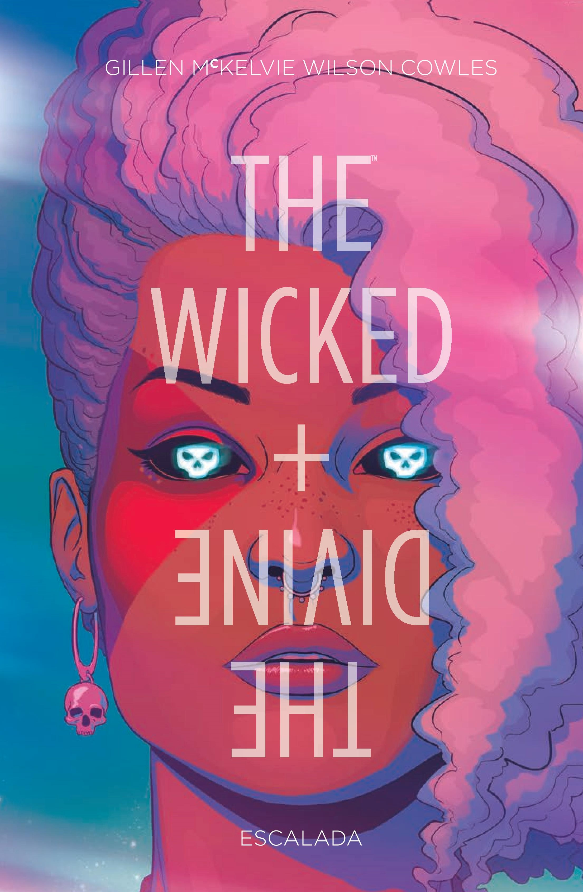THE WICKED + THE DIVINE vol. 4: Escalada
