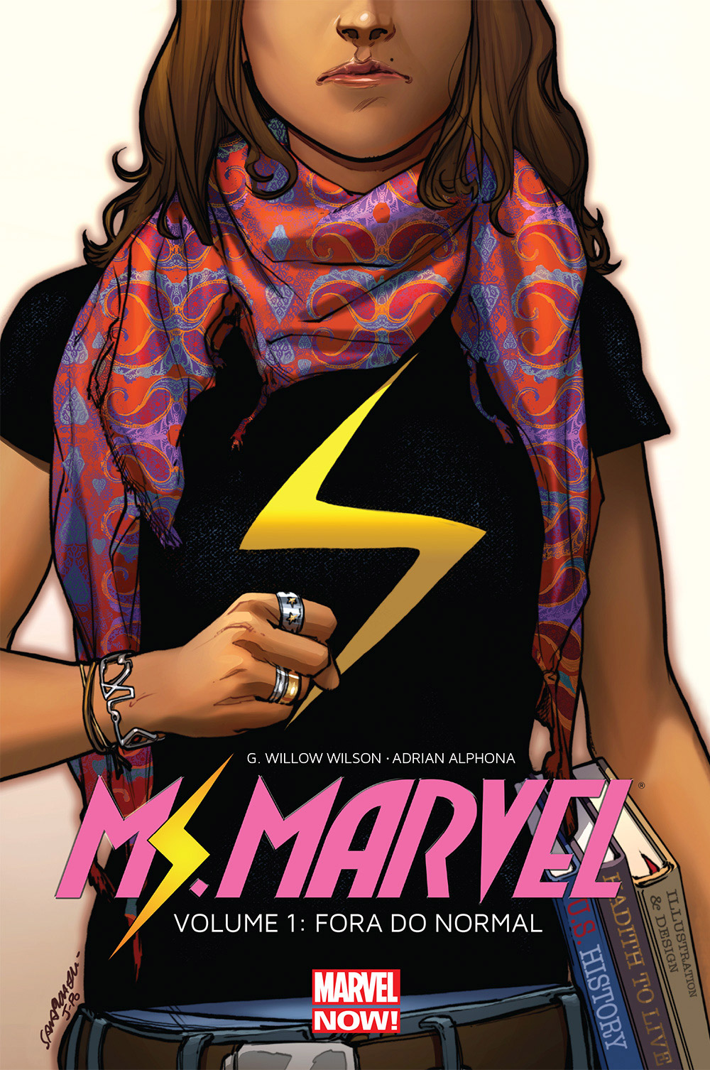 MS. MARVEL vol. 1: FORA DO NORMAL