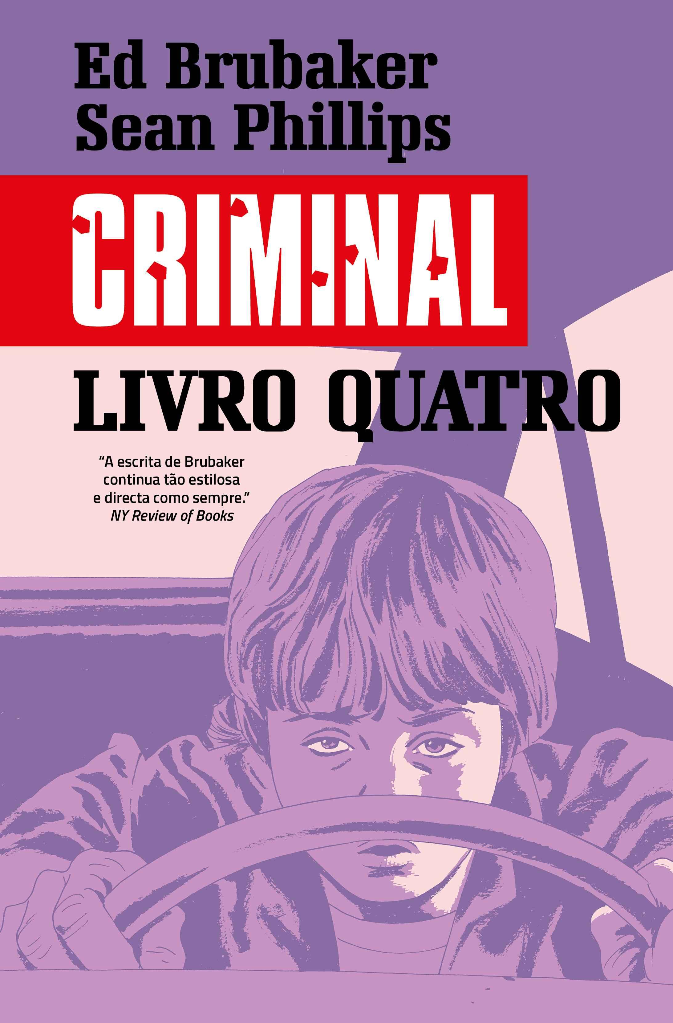 CRIMINAL LIVRO QUATRO