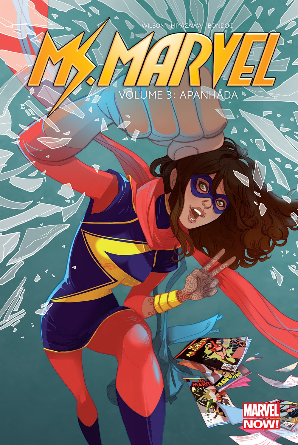 MS. MARVEL vol. 3: APAGADA