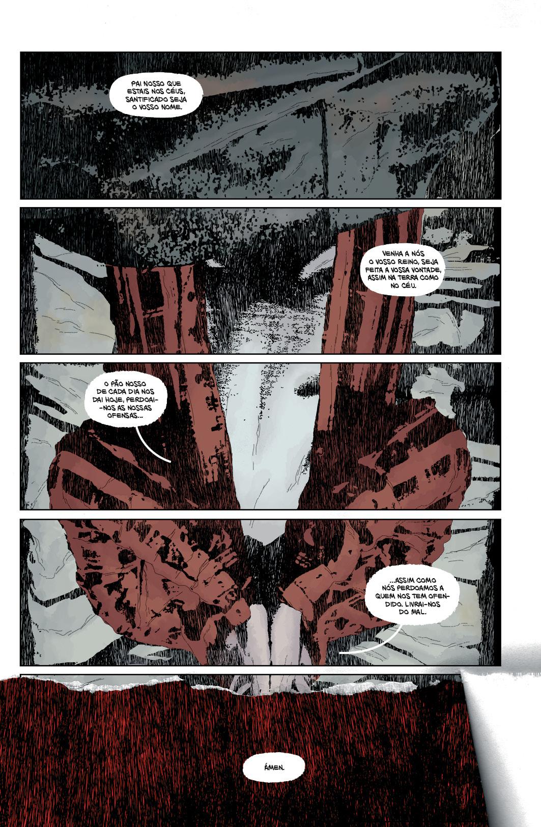 GIDEON FALLS vol. 1: O Celeiro Negro