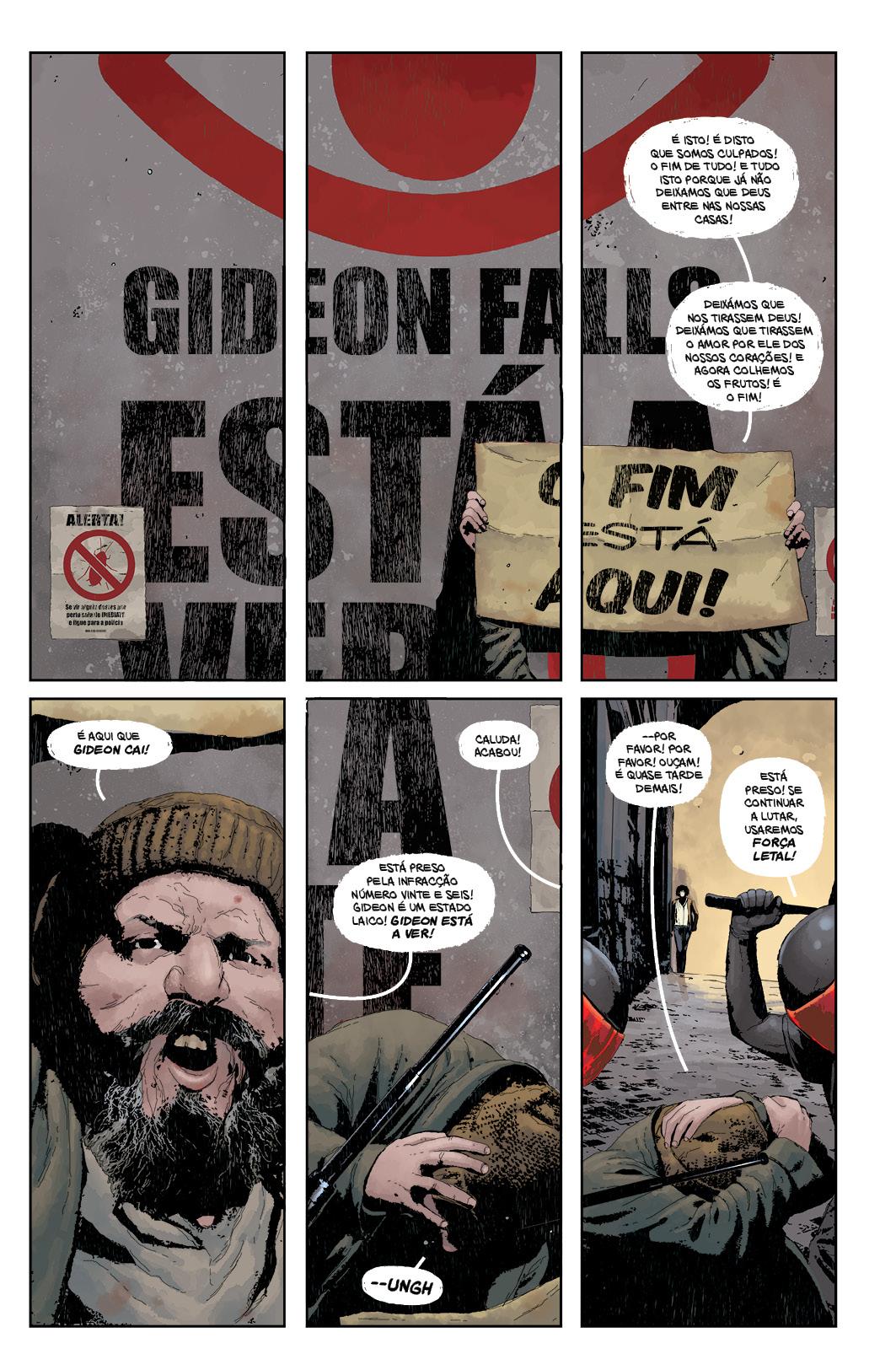 GIDEON FALLS vol. 5: Mundos Malvados