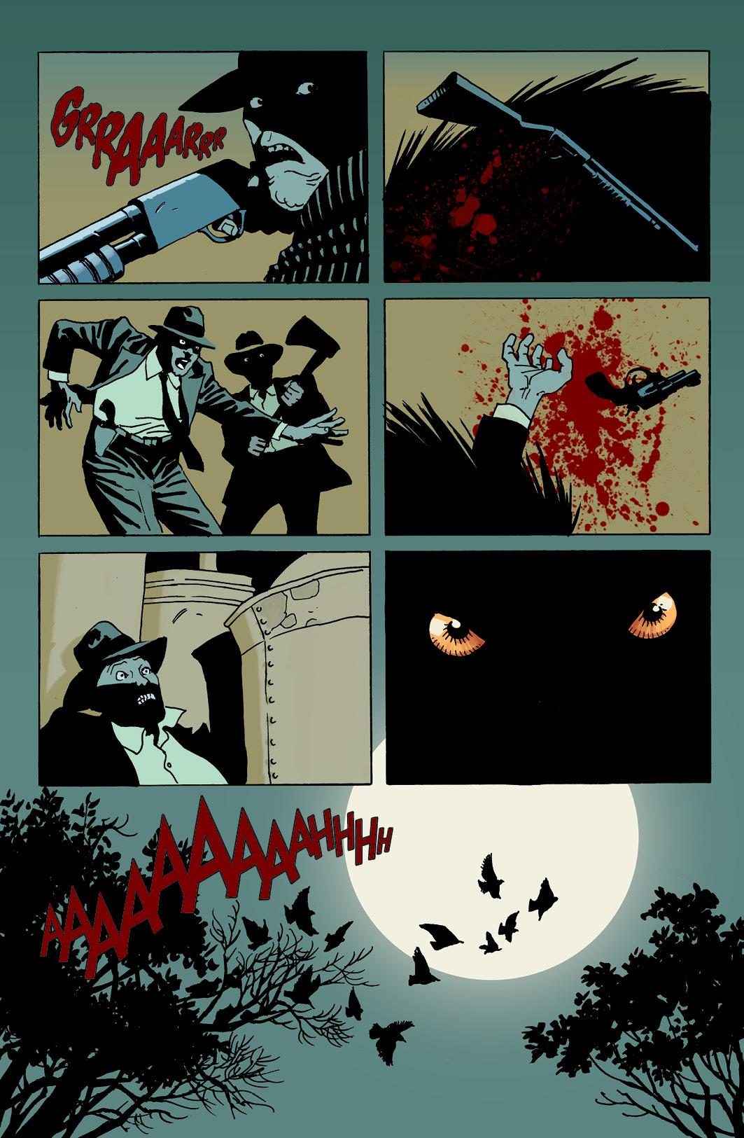 MOONSHINE vol. 1: Sangue e Whisky