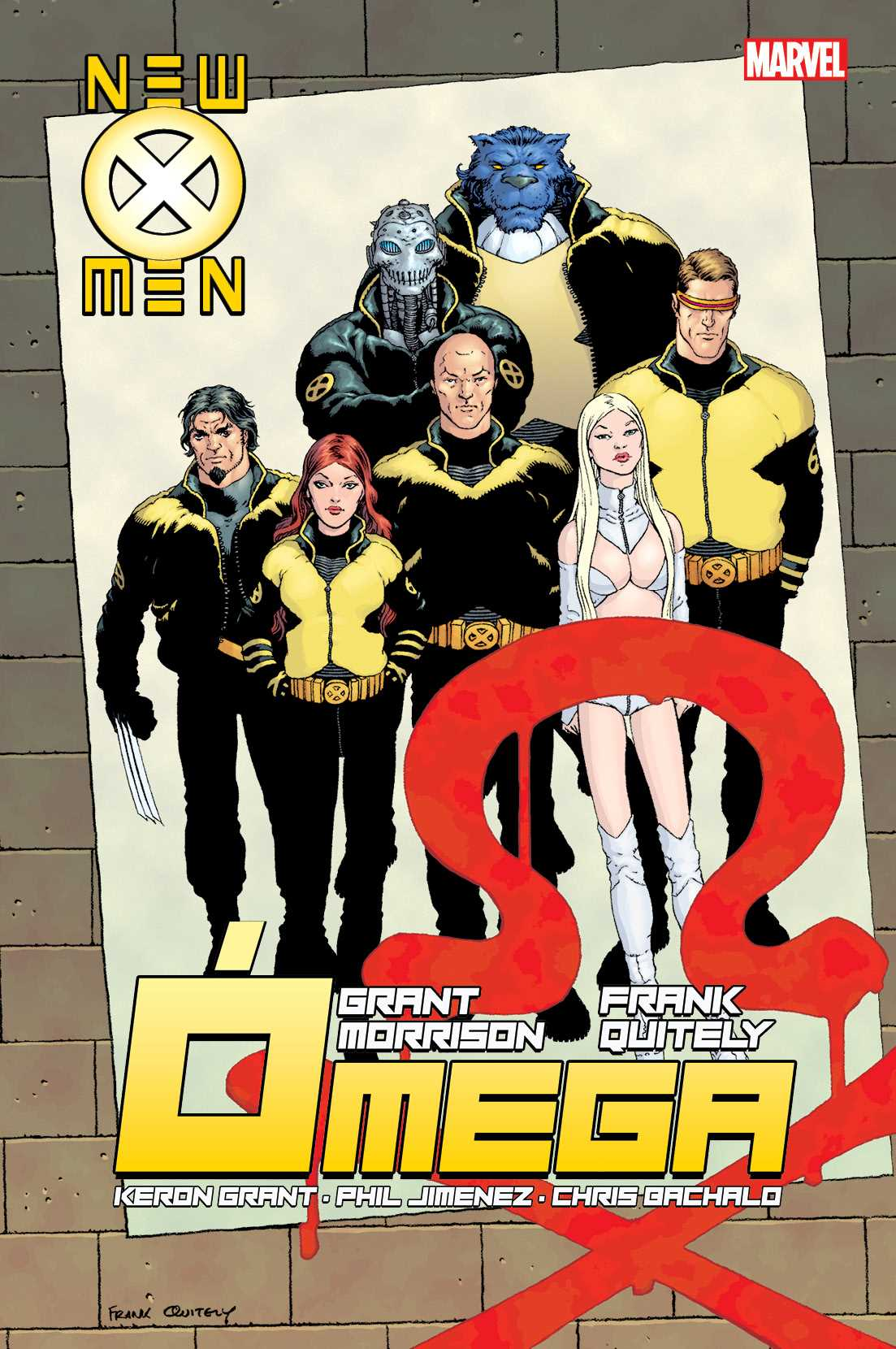 NOVOS X-MEN vol. 3: Ómega