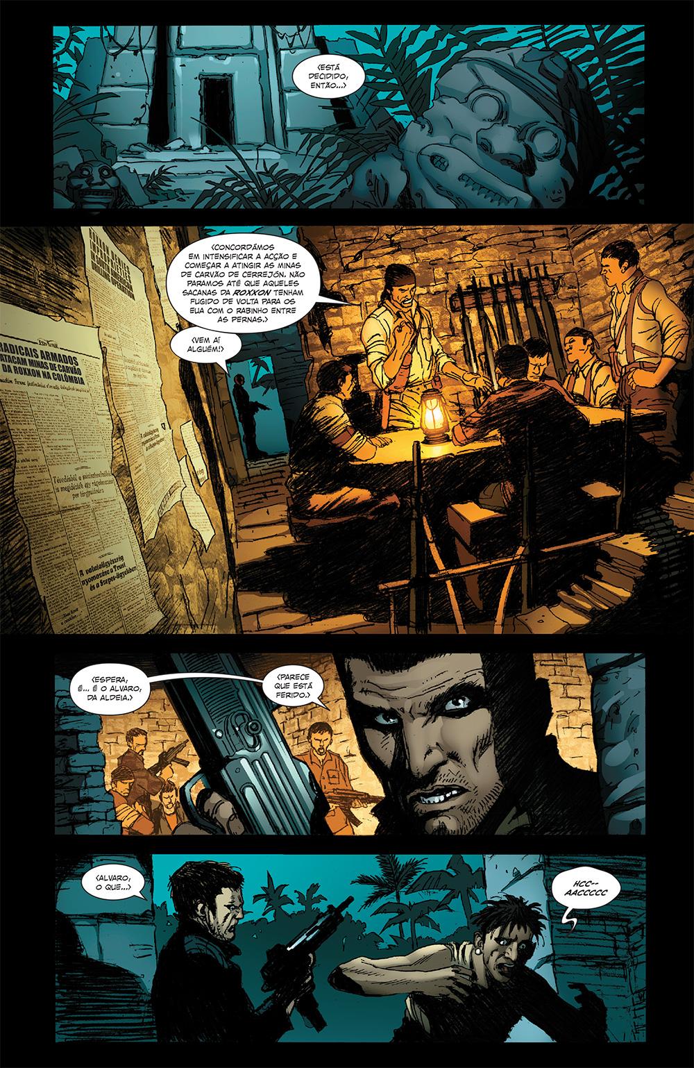 WOLVERINE ARMA X vol. 1: Os Homens de Adamantium