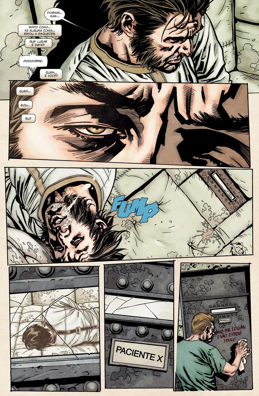 WOLVERINE ARMA X vol. 2: Demente