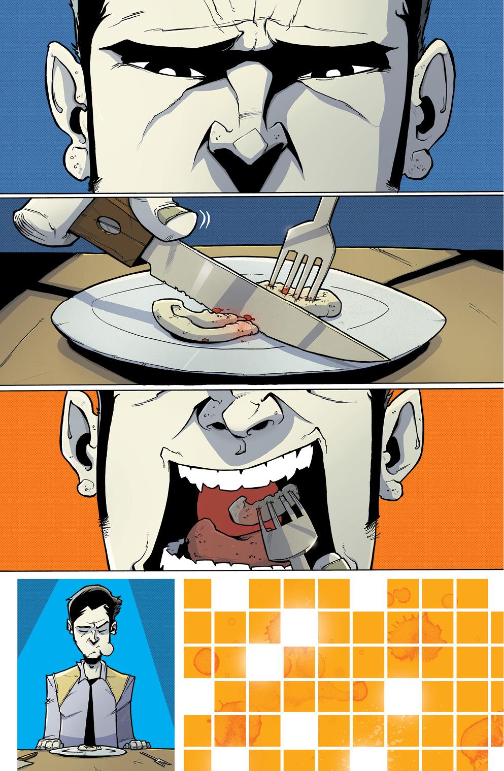 Tony CHU vol. 12: Maus Vinhos