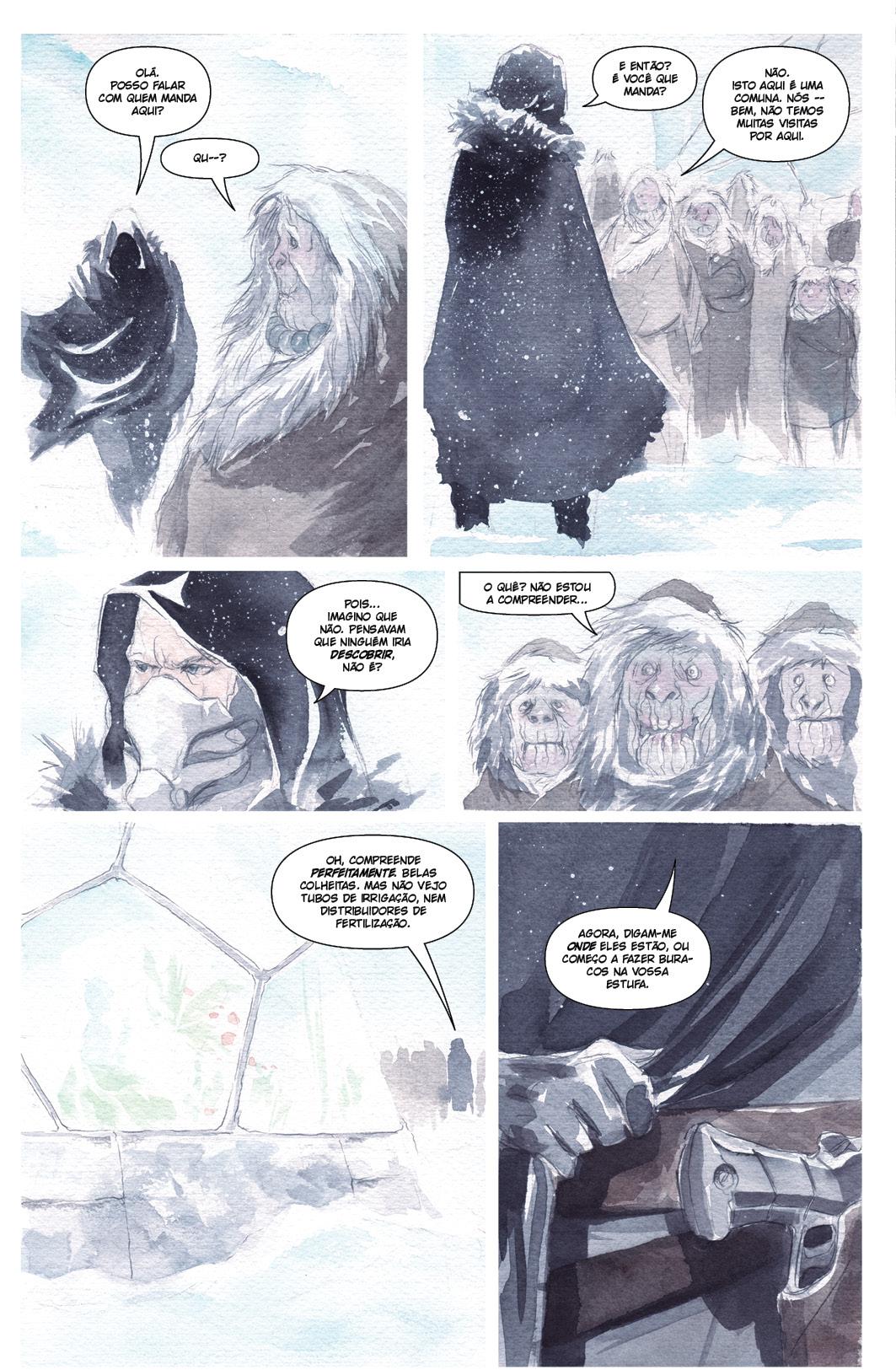 DESCENDER vol. 2: LUA MÁQUINA