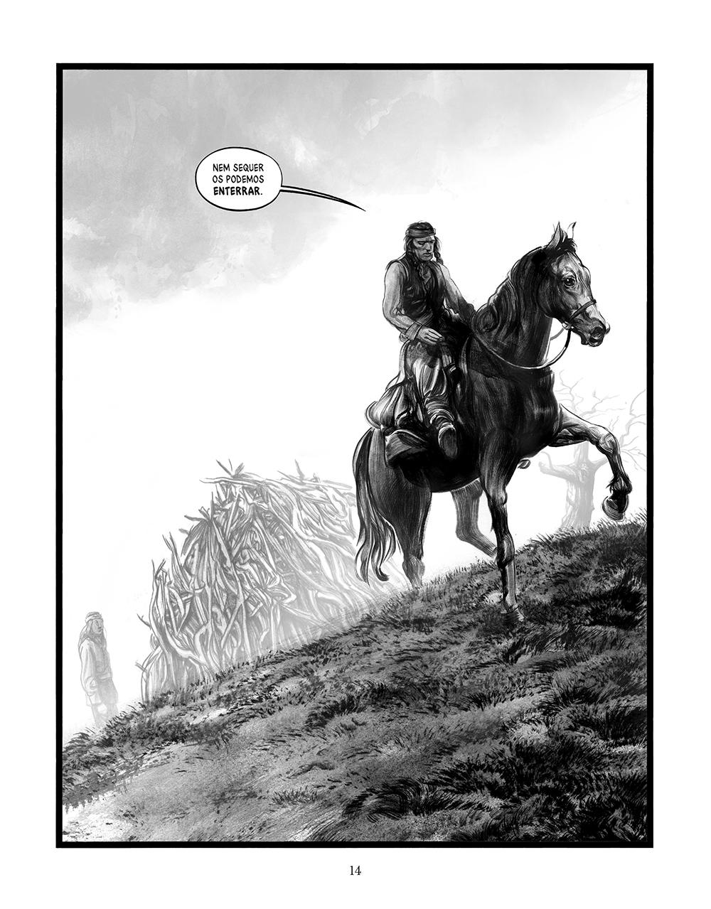 INDEH: Uma História das Guerras Apache