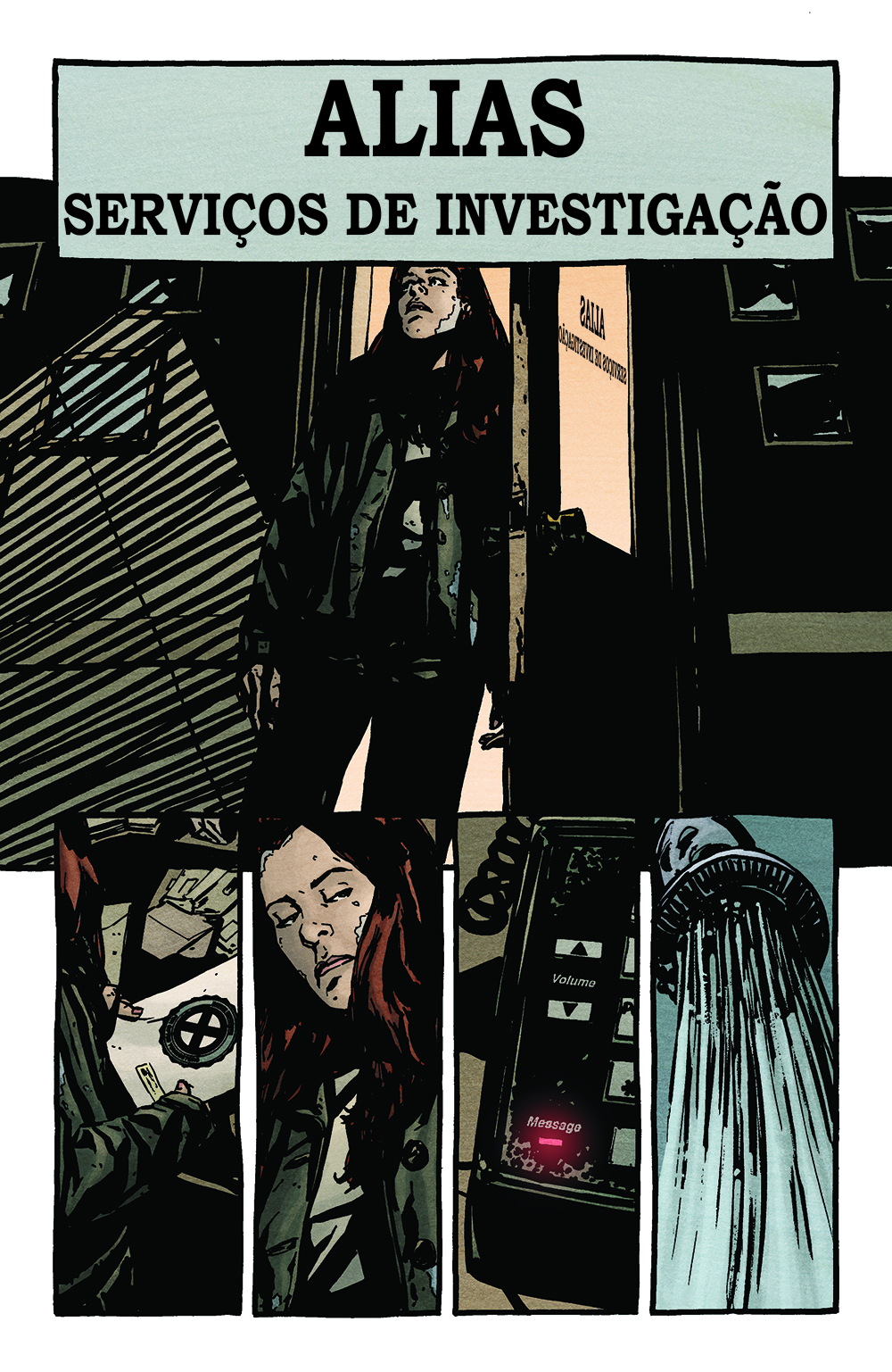 JESSICA JONES vol. 1: SEM LIMITES