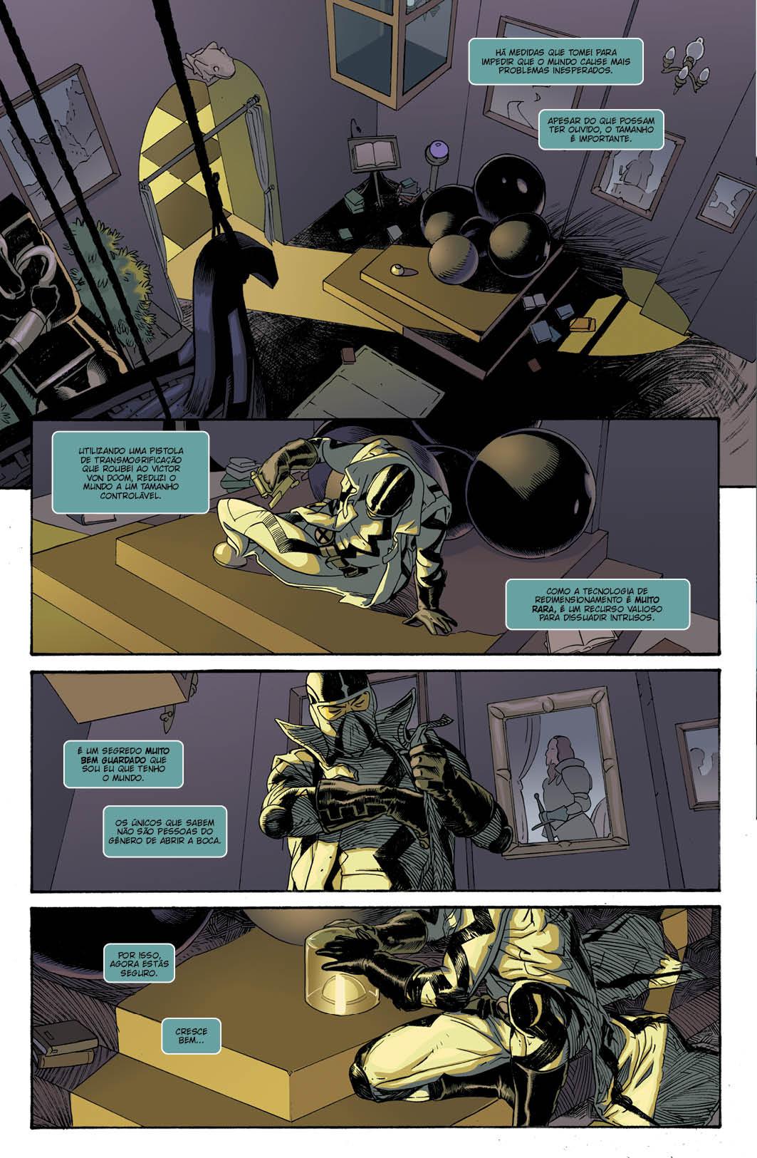 UNCANNY X-FORCE Vol. 1: A SOLUÇÃO APOCALIPSE