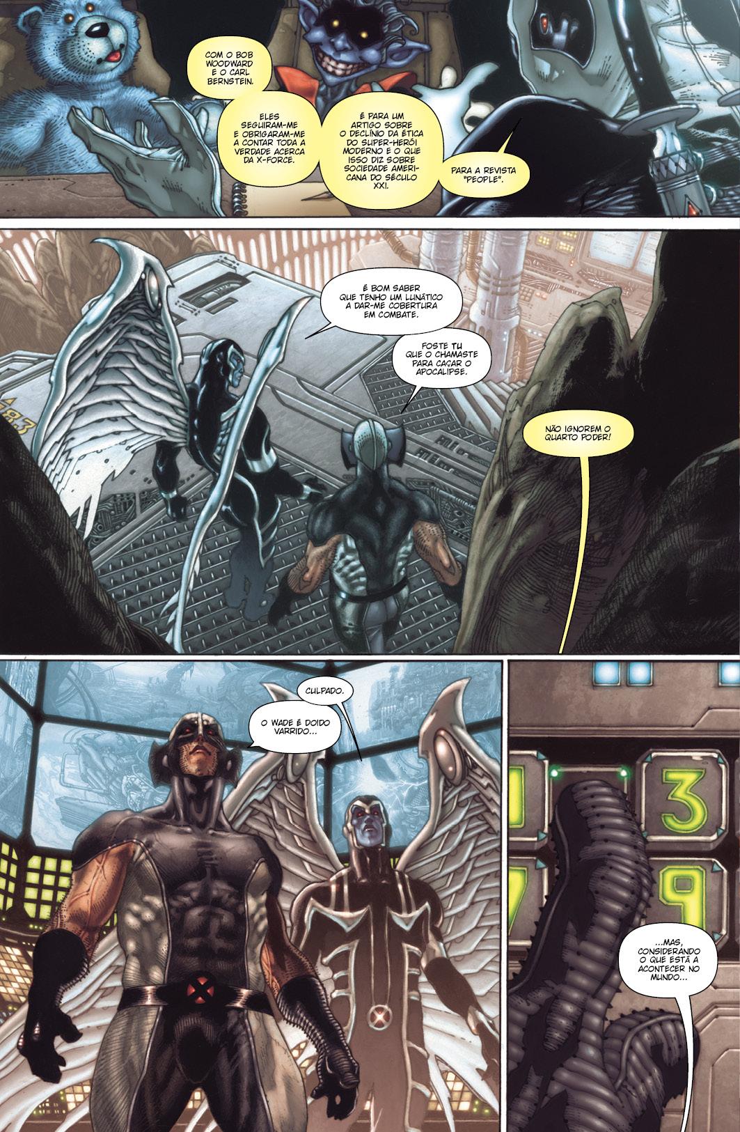 UNCANNY X-FORCE Vol. 3: EXTRAMUNDO
