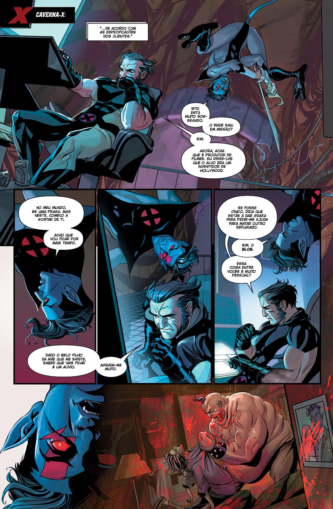UNCANNY X-FORCE Vol. 4: EXECUÇÃO FINAL