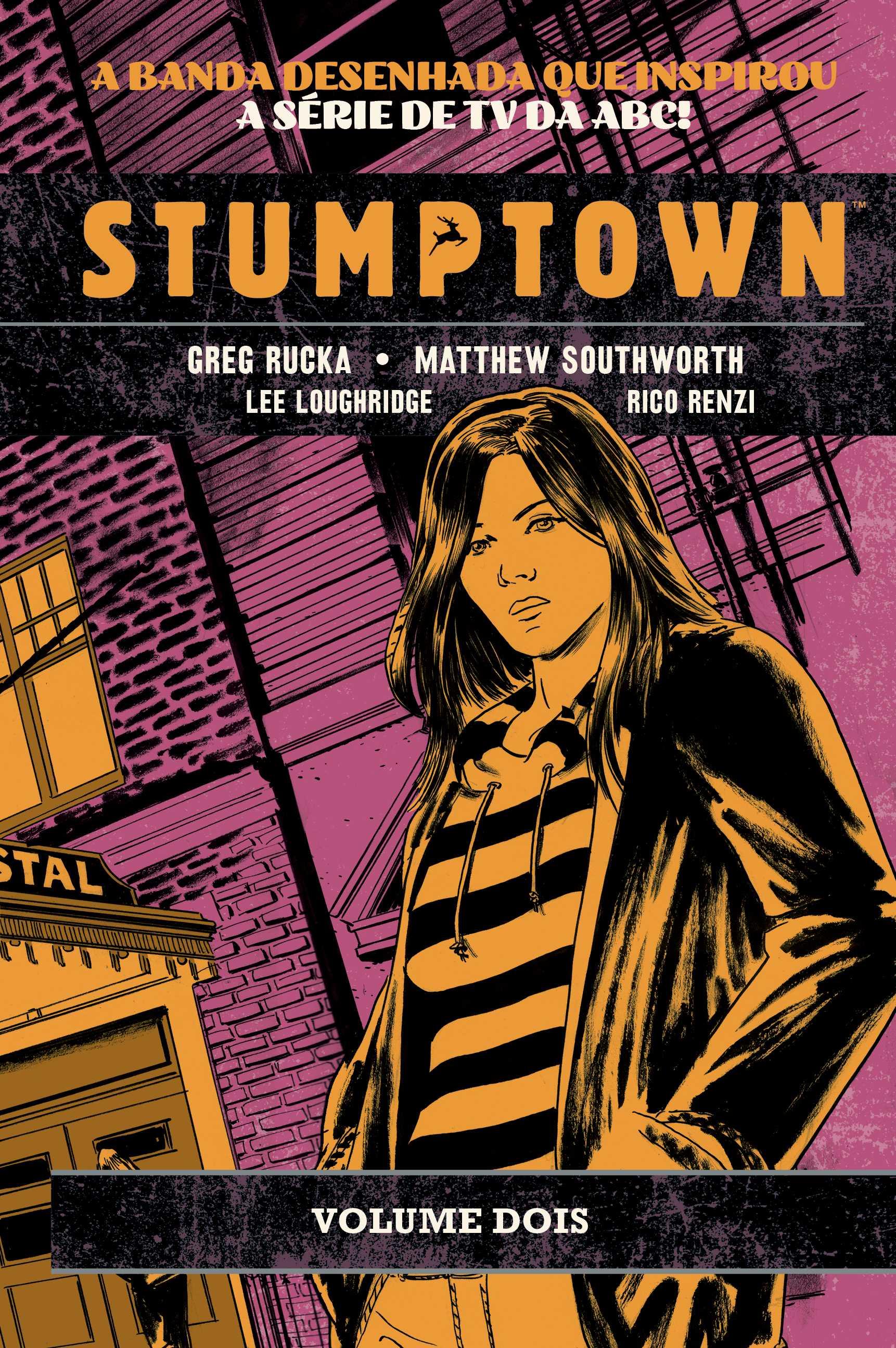 STUMPTOWN Vol. DOIS: O Caso da Bebé no Estojo de Veludo