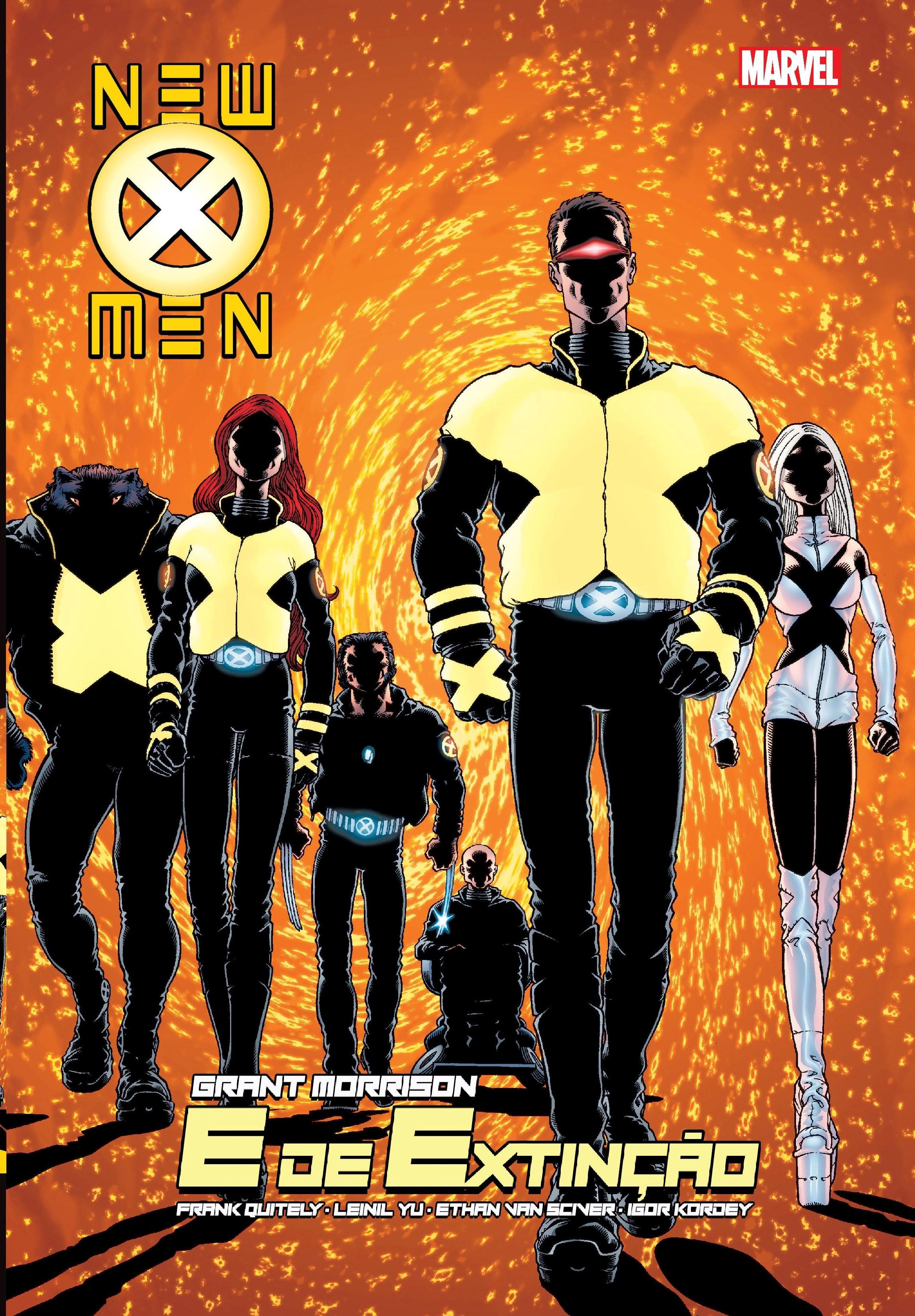 NOVOS X-MEN vol. 1: E de Extinção