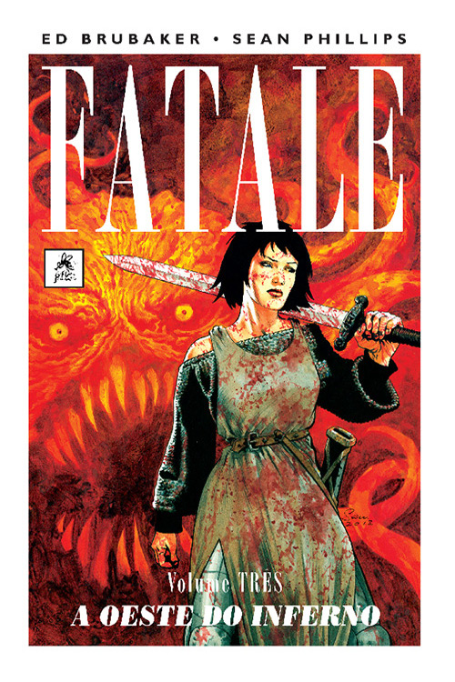 Fatale vol. 3: A Oeste do Inferno
