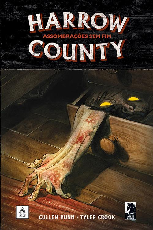 HARROW COUNTY volume 1: Assombrações sem Fim