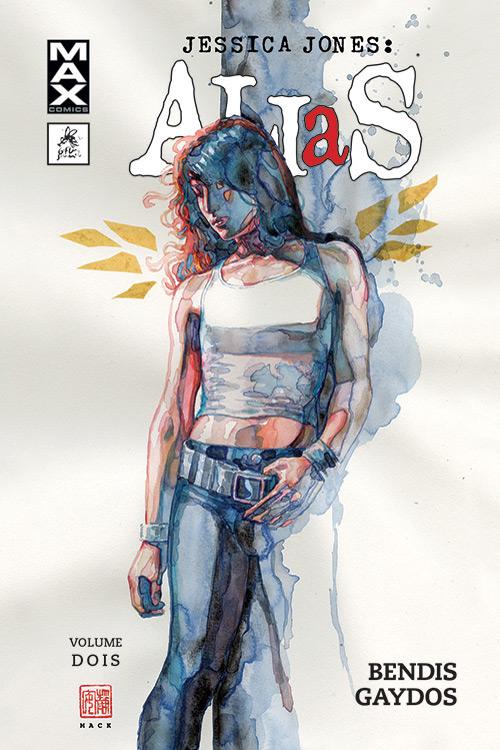 Jessica Jones ALIAS vol. 2