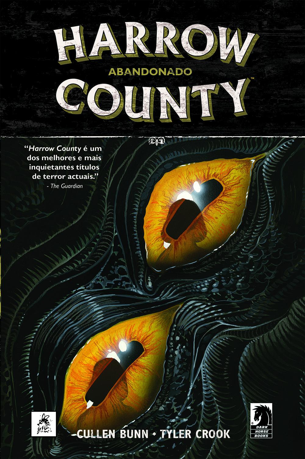 HARROW COUNTY volume 5: Abandonado