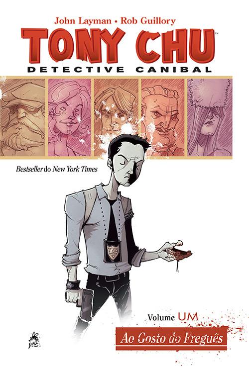 Tony CHU Detective Canibal vol. 1 : Ao Gosto do Freguês