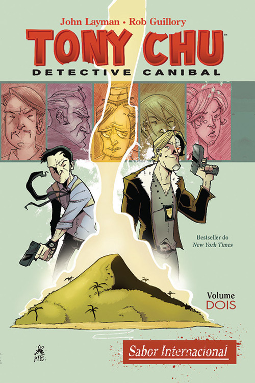 Tony CHU Detective Canibal vol. 2 : Sabor Internacional