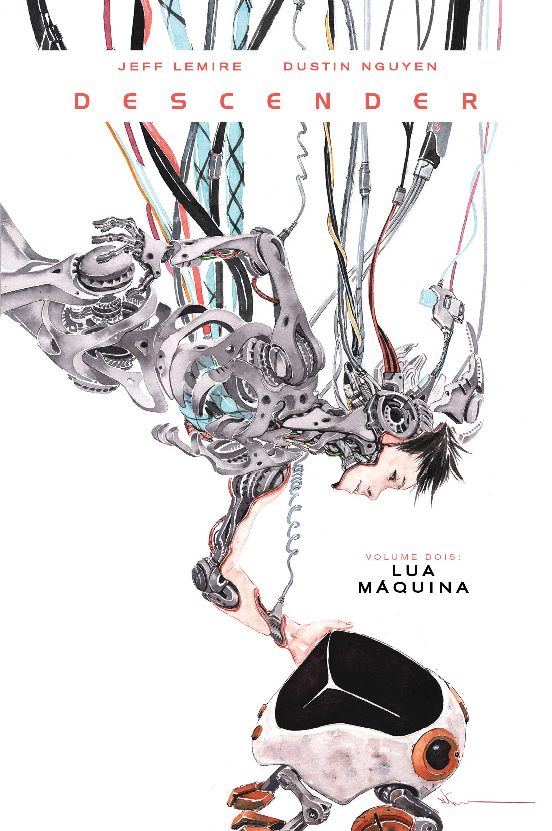 DESCENDER vol. 2: LUA MÁQUINA