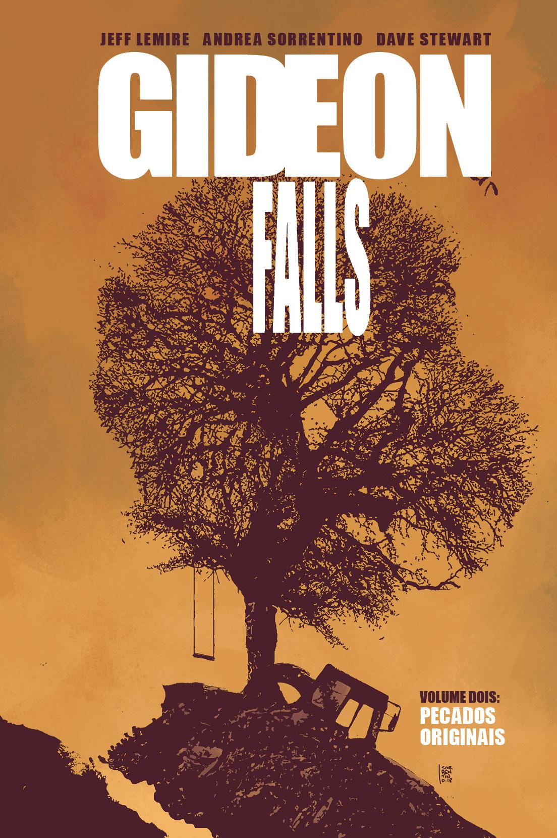 GIDEON FALLS vol. 2: Pecados Originais