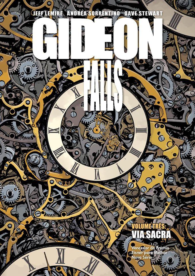GIDEON FALLS vol. 3: Via Sacra