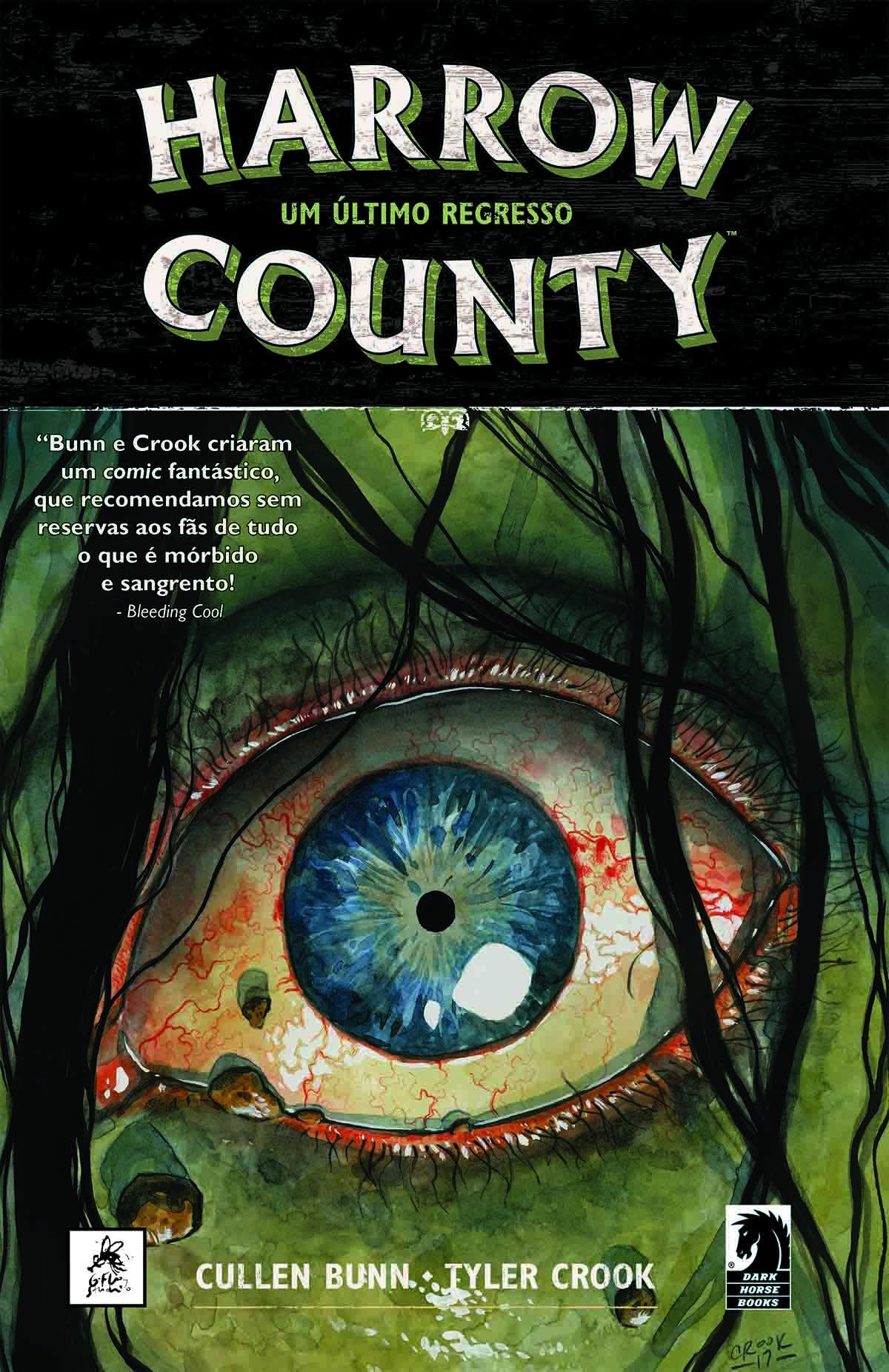 HARROW COUNTY volume 8: Um Último Regresso