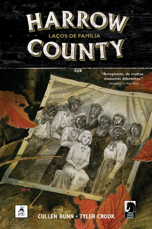 HARROW COUNTY volume 4: Laços de Família