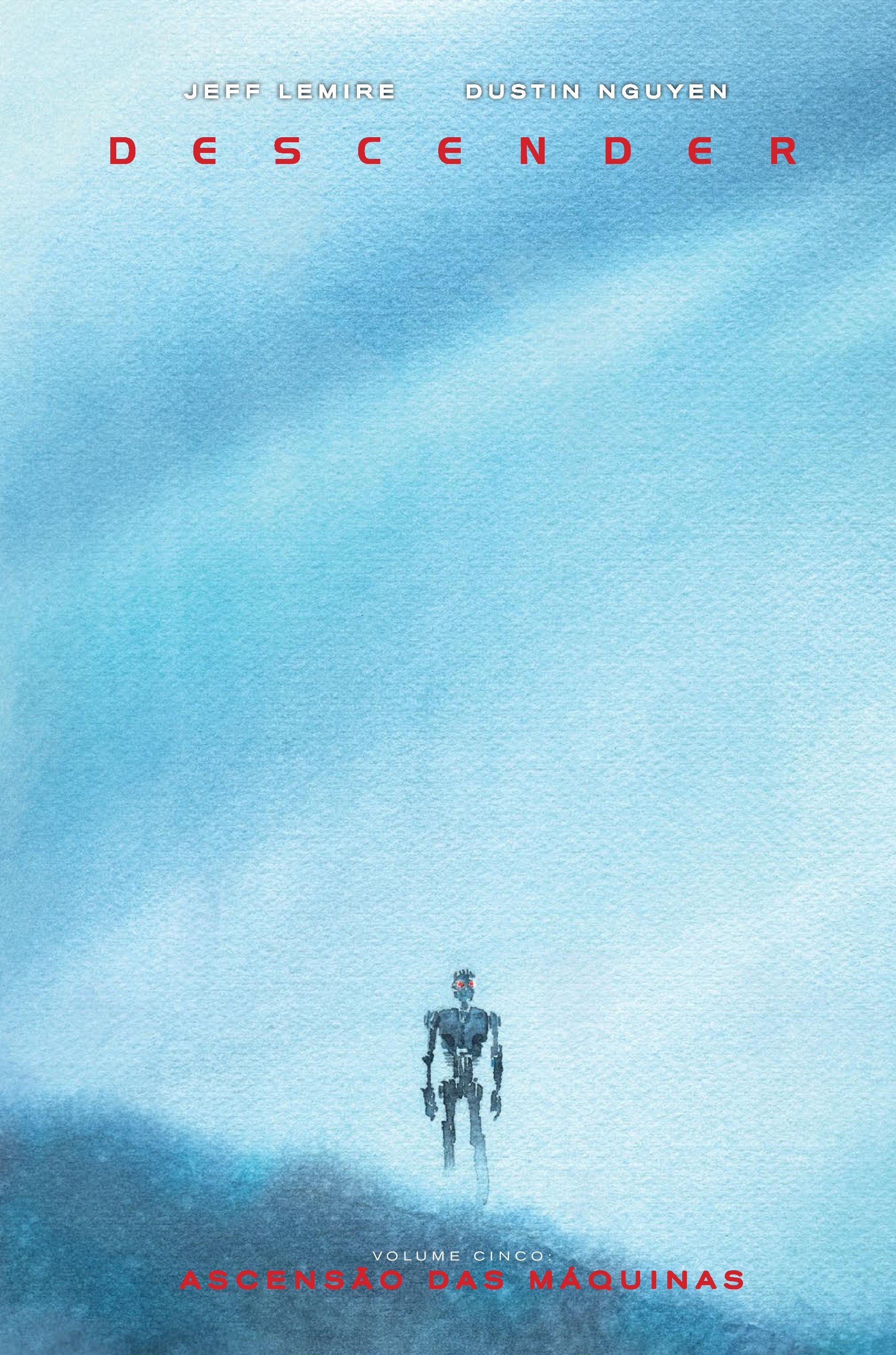 DESCENDER vol. 5: ASCENSÃO DAS MÁQUINAS