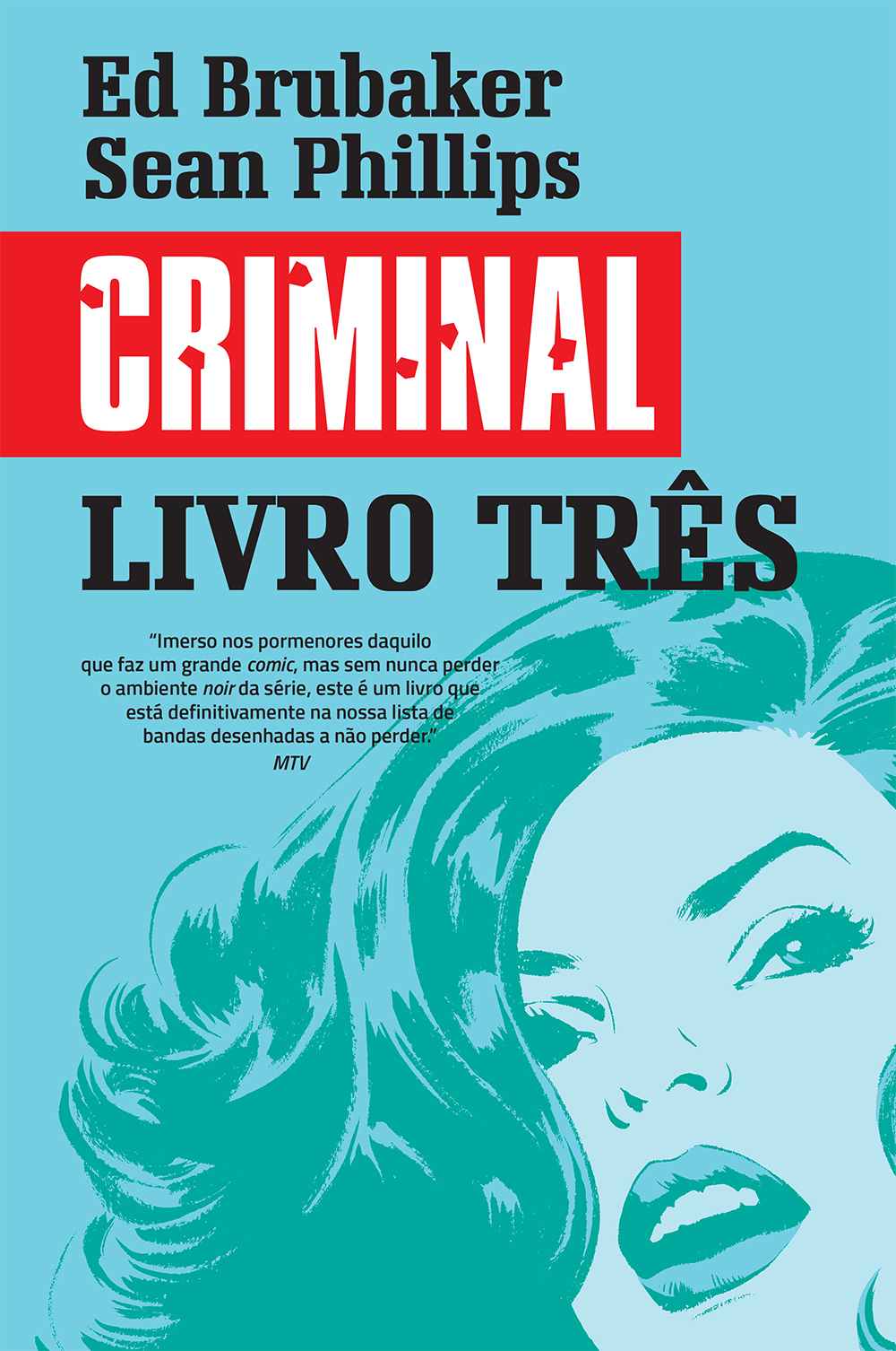 CRIMINAL LIVRO TRÊS