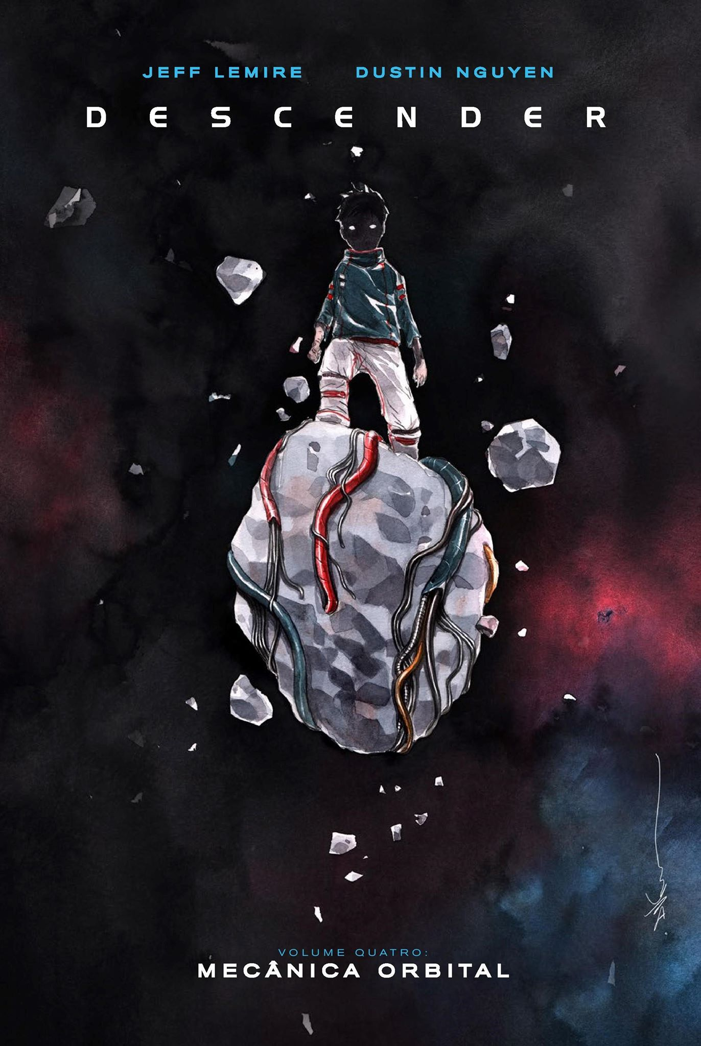 DESCENDER vol. 4: MECÂNICA ORBITAL