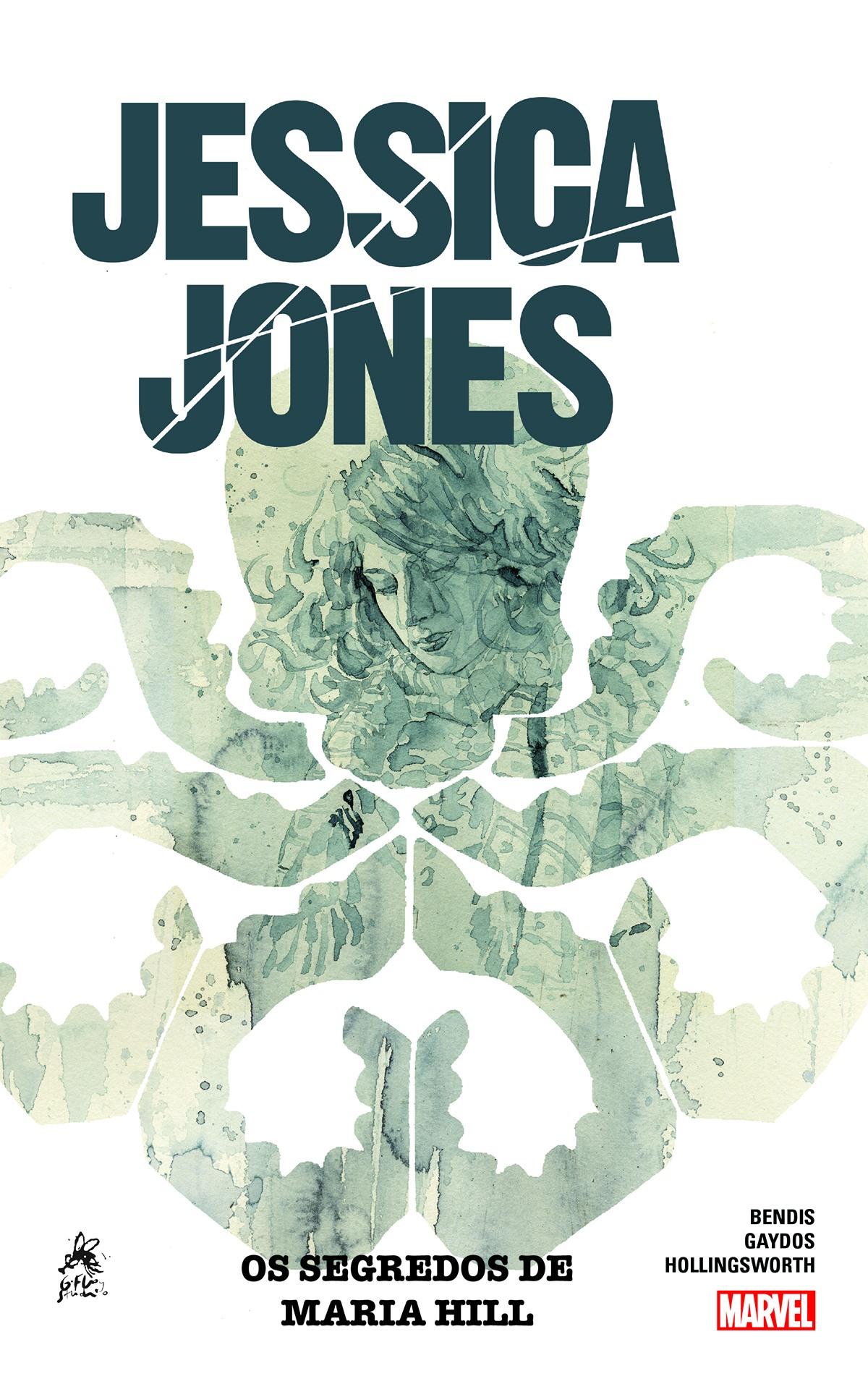 JESSICA JONES vol. 2: Os Segredos de Maria Hill