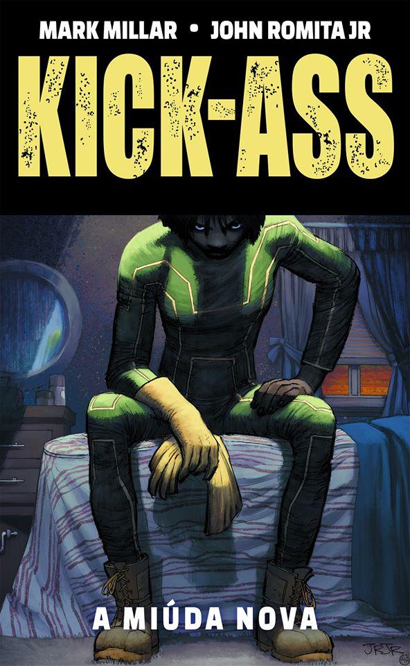 KICK-ASS: A Miúda Nova vol.1