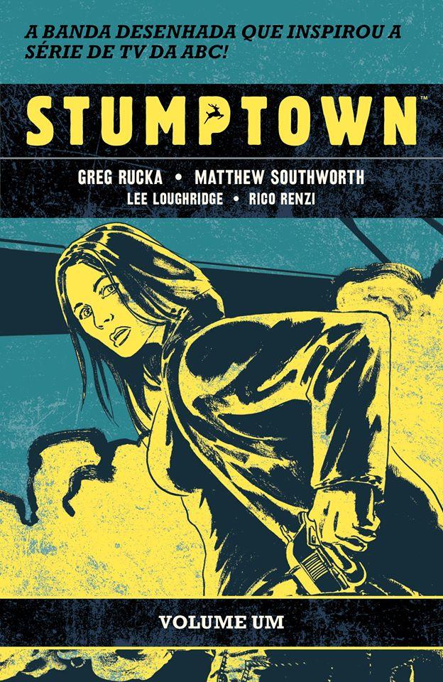 STUMPTOWN Vol. UM: O Caso da Rapariga que Levou o Champô (mas deixou o carro)
